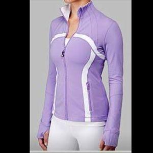 Lululemon Define Jacket Lavender Purple